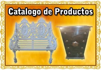 Catalogo - Fundidora Sonora