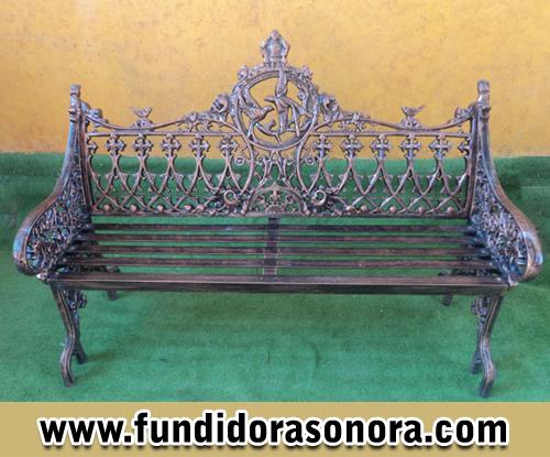 Fundidora Sonora - Banca de golondrinas