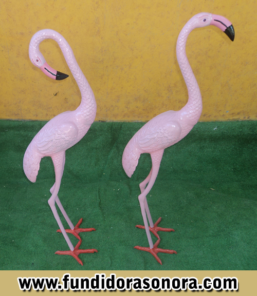 Fundidora Sonora -  Flamingos chicos