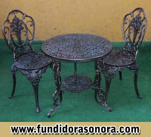 Fundidora Sonora –  Mesa Clásica 80
